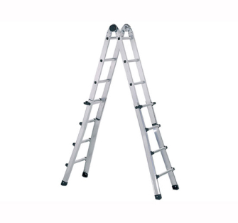 Zarges Telescopic Trade Ladders - 5 Rungs