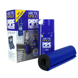 Artic Hayes ARCTIC SPRAY ZE PIPE FREEZE KIT - SMALL