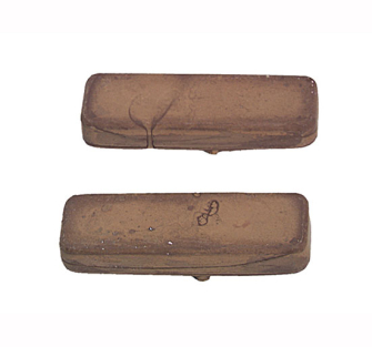 Zenith Profin Tripomax Polishing Bars (pack of 2) - Brown - Pack