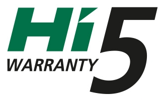HiKoki 5 year Warranty - Hi Five