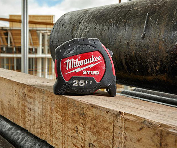 Milwaukee Stud Gen 2 Tape Measure