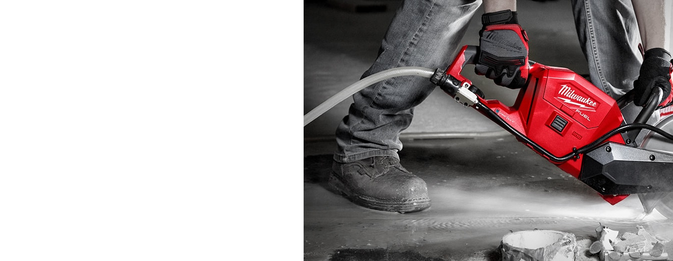 Home banner - Milwaukee New Tools