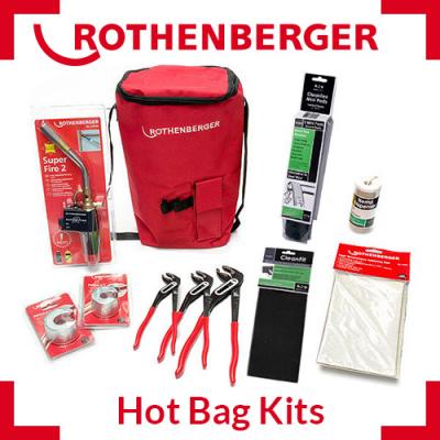 Rothenberger Hot Bag & Kits