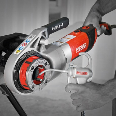 Ridgid Pipe Threaders