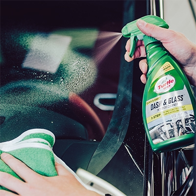 Turtle Wax - Glass & Detailer