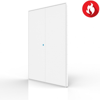 Fire Rated Riser Doors
