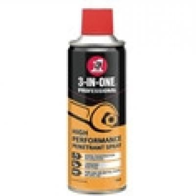 Oils & Lubricating Sprays