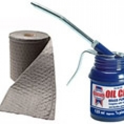 Oil Cans & Spill Products