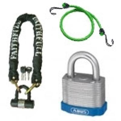 Padlocks, Locks & Chains
