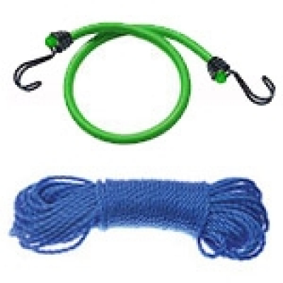 Ropes & Bungee's