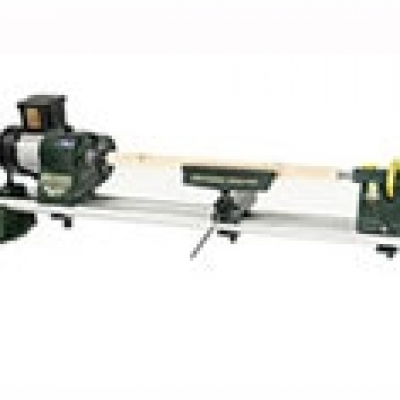 Wood Lathes & Accessories