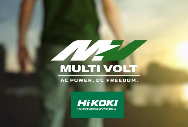 HiKOKI Multi Volt Batteries