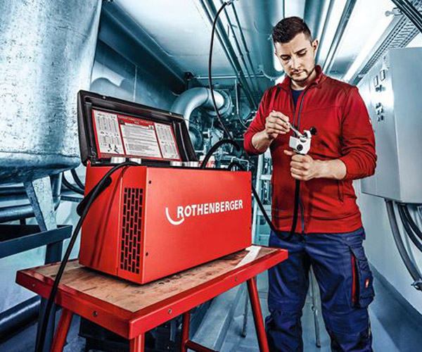 Rothenberger Pipe Freezing Tools